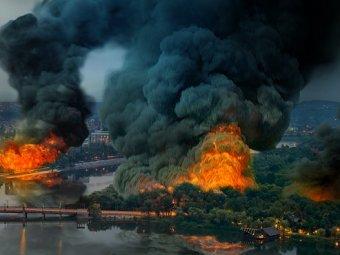 Новости Украины 14 августа 2014: армия Украины всю ночь обстреливала Донецк