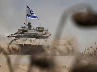 Израиль выводит сухопутные войска из сектора Газа