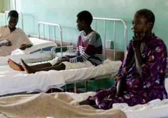 Из клиники в Либерии сбежали 29 больных лихорадкой Эбола