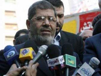 Экс-президента Египта Мурси задержат по подозрению в выдаче гостайн