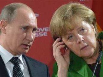 Путин и Порошенко провели отдельные переговоры с Меркель