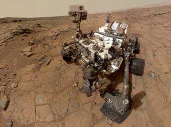 Марсоход Curiosity достиг главной цели своей миссии на Красной планете