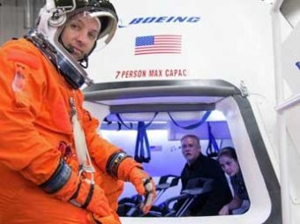 """Boeing и SpaceX помогут НАСА в создании альтернативного """"космического такси"""""""