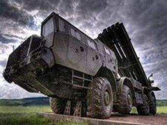Новости Украины 5 сентября 2014: по Донецку выпущено 50 ракет из установки «Смерч»