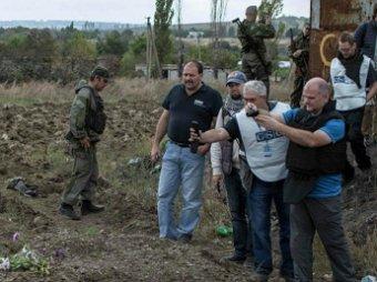 Новости Украины 25 сентября 2014: у найденных под Донецком тел извлечены внутренние органы – СМИ