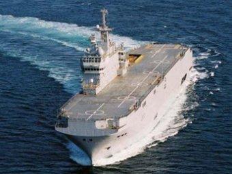Между тем при подписании контракта Россия перечислила Франции аванс за корабли,