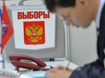 Выборы в России прошли спокойно, под контролем 180 тыс. полицейских