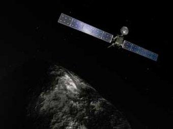 Европейцы получили самые четкие фото кометы – она оказалась чернее угля