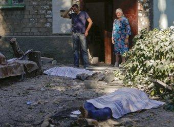 Последние новости Украины 16 сентября 2014: за сутки перемирия на Украине в Донецке погибли 20 мирных жителей - ДНР