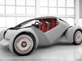 Local Motors впервые в мире отпечатает электромобиль на 3D-принтере