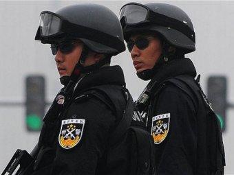 В Китае преступник устроил резню в начальной школе