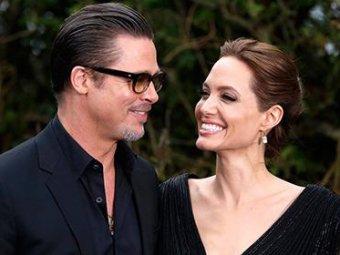 В Сети появились фото со свадьбы Анджелины Джоли и Бреда Питта (фото)