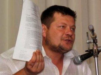 Депутат из партии Ляшко на заседании Рады попытался избить Виталия Кличко