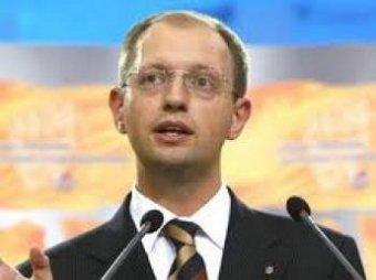 Яценюк считает мирный план Путина «попыткой очковтирательства»