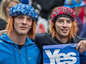 Шотландия: референдум о независимости проходит 18 сентября 2014