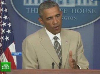 Обама призвал весь мир объединиться против России