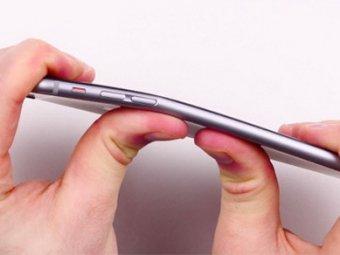 Айфон 6 гнется: фотожабы с iPhone 6 взорвали Сеть (ФОТО, ВИДЕО)