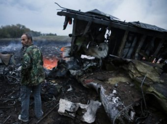 """""""Боинг 777"""" над Украиной сбили украинские истребители - разведка США"""