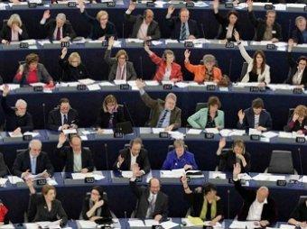 Европарламент признал, что ЕС серьёзно пострадает от продовольственного эмбарго России