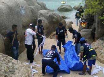 В Таиланде прямо на пляже убита пара туристов из Великобритании