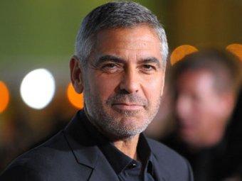 Закоренелый холостяк Джордж Клуни женится через две недели