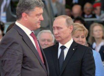 СМИ сообщили о тайной встрече Порошенко с Сурковым