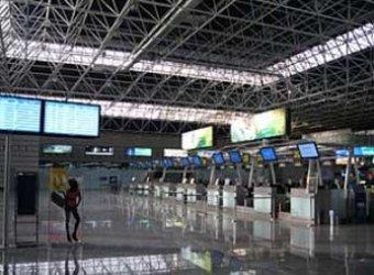Во время инвестиционного форума в Сочи затопило международный аэропорт