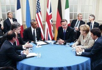 Новости Украины 08.09.2014: Киев назвал пообещавшие Украине современное оружие страны