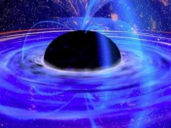 Математики доказали, что черные дыры не существуют