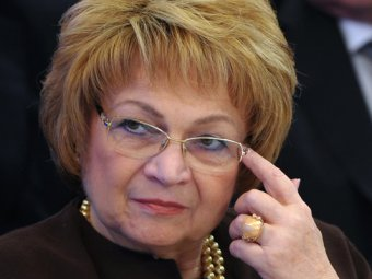 Людмила Швецова скончалась в Москве