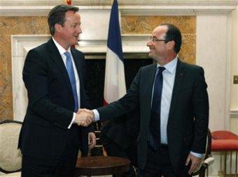 Британский депутат назвал Кэмерона и Олланда американскими пуделями