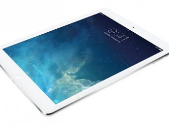 Новый планшет Apple IPad Air 2 гнется еще легче, чем iPhone 6 Plus (видео)