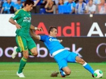 ЛЧ-2014 по футболу: «Краснодар» сыграл с «Эвертоном» вничью со счетом 1:1 (ВИДЕО)