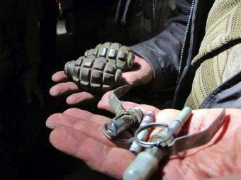 На Украине в депутата Верховной рады бросили боевую гранату