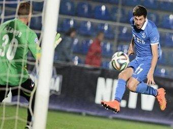 ЛЧ-2014 по футболу: «Динамо» обыграло «ПСВ» со счетом 1:0 (ВИДЕО)