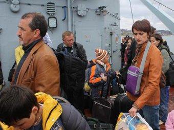 Новости Украины 20 октября 2014: Россия ожидает зимой вторую волну беженцев с Украины