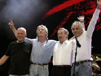 Музыканты Pink Floyd записали свой последний альбом
