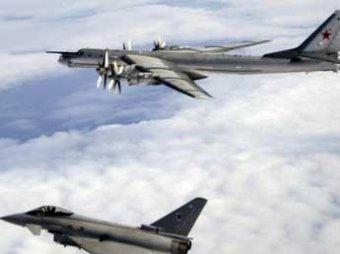 Активность российских бомбардировщиков над Европой встревожили НАТО