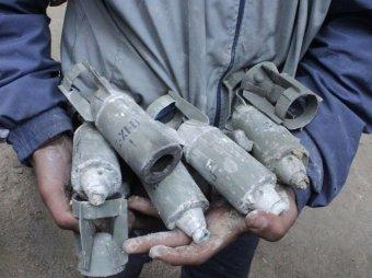 Новости Украины 21 октября 2014: силовиков на Украине уличили в применении кассетных бомб в Донецке