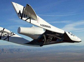 В США при испытании потерпел крушение суборбитальный корабль SpaceShip Two