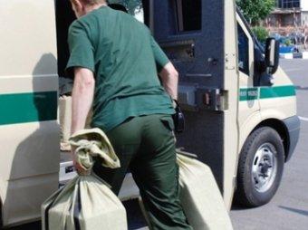 В Москве грабители отняли у инкассаторов 50 млн рублей