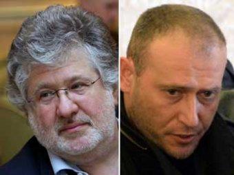 Госдума РФ: Коломойский и Ярош готовят в России государственный переворот