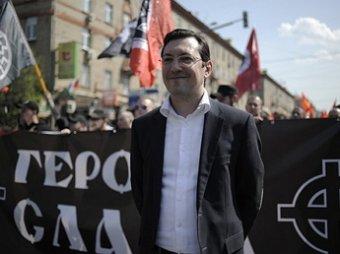 Националиста Поткина задержали по делу о хищениях в  млрд у БТА Банка