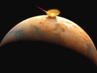 Учёные не исключают конца света на Марсе 19 октября 2014 (фото, видео)