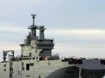 Минфин Франция не увидел условий для передачи Mistral России
