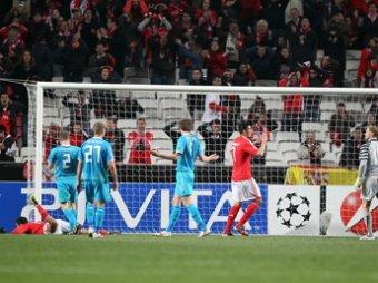 ЛЧ-2014 по футболу: «Зенит» сыграл с «Монако» вничью , 0:0 (ВИДЕО)
