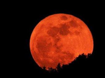 Кровавая Луна 8 октября взойдёт над Сибирью и Дальним Востоком