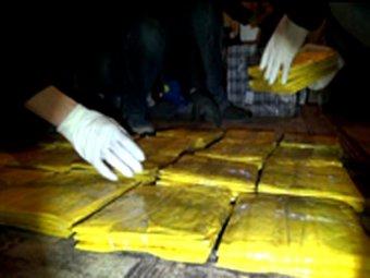 Наркополицейские нашли более 170 кг героина в доме бывшего КВНщика