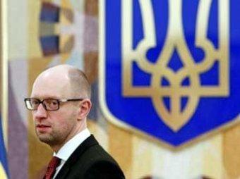 Яценюк предложил России провести переговоры по Донбассу, но на нейтральной территории