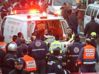 В результате резни в синагоге в Иерусалиме погибли 5 человек